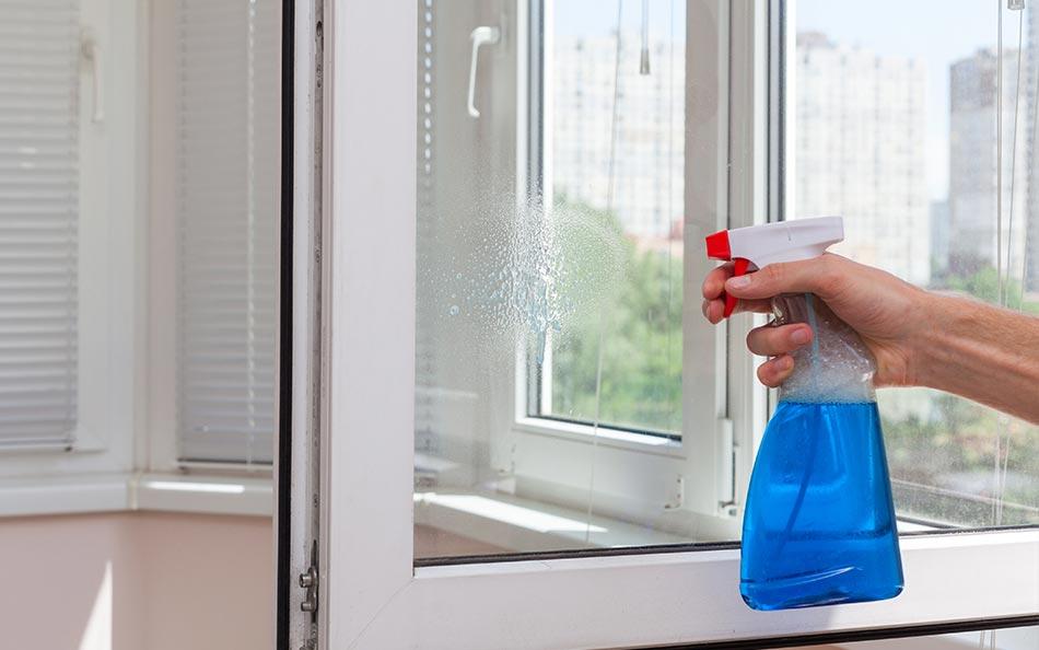 manutenção de janelas pvc